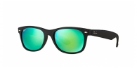 Ray-ban RB2132 622/19 BLACK/GREEN FLASH