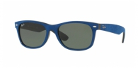 Ray-ban RB2132 6239 BLACK/TOP BLUE ALCANTARA