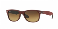 Ray-ban RB2132 624085 BLACK/TOP BORDO' ALCANTARA