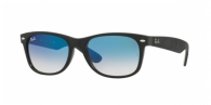 Ray-ban RB2132 62423F BLACK/TOP BLACK ALCANTARA