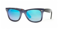 Ray-ban RB2140 11984O TOP GRAD GREY ON BLUE