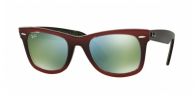 Ray-ban RB2140 12022X TOP GRAD RED ON LIGHT RED