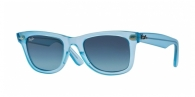 Ray-ban RB2140 60554M DEMI GLOSS ICE