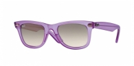 Ray-ban RB2140 605632 DEMI GLOSS VIOLET