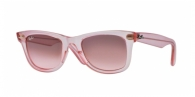 Ray-ban RB2140 6057X3 DEMI GLOSS PINK