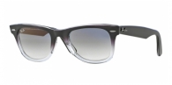 Ray-ban RB2140 823/32 GRAY GRADIENT ON TRANSPA CRYSTAL GRAY GRADIENT