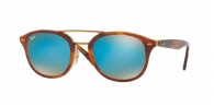 Ray-ban RB2183 1128B7 TOP HAVANA BROWN/HONEY