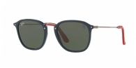 Ray-ban RB2448NM F60631 BLUE / GREEN
