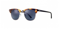 Ray-ban RB3016 1158R5 SPOTTED BLUE HAVANA