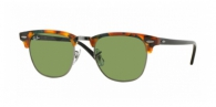 Ray-ban RB3016 11594E SPOTTED GREEN HAVANA
