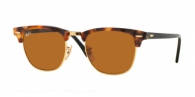 Ray-ban RB3016 1160 SPOTTED BROWN HAVANA