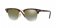 Ray-ban RB3016 990/9J SHINY RED HAVANA GREEN