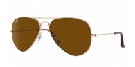 Ray-ban RB3025 001/57 ARISTA CRYSTAL BROWN POLAR
