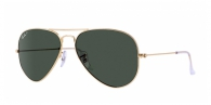 Ray-ban RB3025 001/58 ARISTA CRYSTAL GREEN POLARIZED