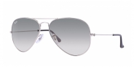 Ray-ban RB3025 003/32 SILVER/ CRYSTAL GRAY GRAD
