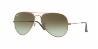 Ray-ban RB3025 9002A6 SHINY MEDIUM BRONZE