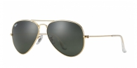 Ray-ban RB3025 W3234 ARISTA/CRYSTAL GREEN