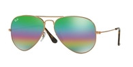 Ray-ban RB3025 9018C3 METALLIC MEDIUM BRONZE