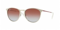 RAY-BAN Erika Metal RB3539-9079I8 BRUSCHED SILVER