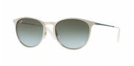 RAY-BAN Erika Metal RB3539-9080I7 BRUSCHED SILVER