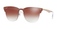 RAY-BAN Blaze Clubmaster RB3576N 9039V0 BRUSHED COPPER