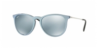 RAY-BAN Erika RB4171 631930 GREY MIRROR FLASH GREY