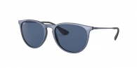 RAY-BAN Erika RB4171 647180 TOP METALLIC VIOLET ON BLACK