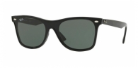 RAY-BAN Blaze Wayfarer RB4440N 601/71 BLACK