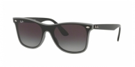 RAY-BAN Blaze Wayfarer RB4440N 64158G GREY DEMISHINY