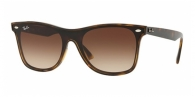 RAY-BAN Blaze Wayfarer RB4440N 710/13 LIGHT HAVANA
