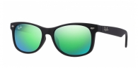 RAY-BAN JUNIOR  RJ9052S-100S3R MATTE BLACK
