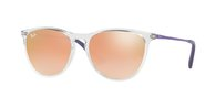 RAY-BAN JUNIOR RJ9060S 7030B9 TRASPARENT