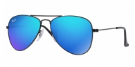 RAY-BAN JUNIOR Junior Aviator RJ9506S 201/55 MATTE BLACK