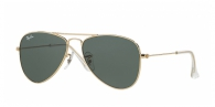 RAY-BAN JUNIOR Junior Aviator RJ9506S 223/71 GOLD/GRAY GRADIENT