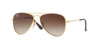 RAY-BAN JUNIOR Junior Aviator RJ9506S-223/13 GOLD