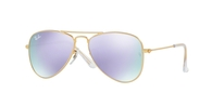 RAY-BAN JUNIOR Junior Aviator RJ9506S 249/4V MATTE GOLD
