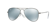 RAY-BAN JUNIOR Junior Aviator RJ9506S 250/30 MATTE GUNMETAL