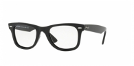 RAY-BAN Wayfarer RX4340V 2000 SHINY BLACK