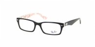 RAY-BAN  RX5206-5014 TOP BLACK ON TEXTURE W