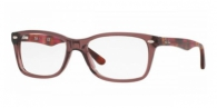 RAY-BAN  RX5228-5628 OPAL BROWN