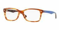 RAY-BAN  RX5228-5799 LIGHT BROWN HAVANA