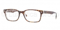 RAY-BAN  RX5286-5082 TOP HAVANA ON TRANSPARENT