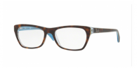 RAY-BAN  RX5298-5023 TOP HAVANA ON HAVANA BLUE