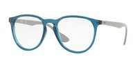 RAY-BAN  RX7046-5732 TRASPARENT BLUE