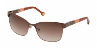 Carolina Herrera SHE032 0AQL BROWN GRADIENT BROWN