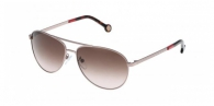 Carolina Herrera SHE045 0R15 ROSE BROWN GRADIENT