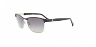 Carolina Herrera SHE069 08D6 PURPLE/BLACK GREY GRADIENT