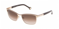 Carolina Herrera SHE069 0SL3 GOLD / BROWN/ BROWN GRADIENT