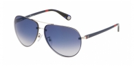 Carolina Herrera SHE071 579X DARK BLUE / GREY GRADIENT