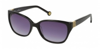 Carolina Herrera SHE566 700 BLACK GREY GRADIENT